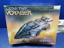 Star Trek Voyager Kazon Torpedo Model Kit