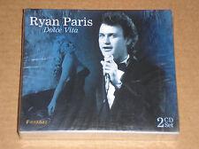 RYAN PARIS - DOLCE VITA - BOXSET 2 CD SIGILLATO (SEALED)