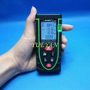 40m laser distance meter laser rangefinder accuracy 2mm Maximum measuring distan