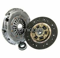 NATIONWIDE 3 PART CLUTCH KIT FOR KIA CEE'D ESTATE 1.6 CRDI 115