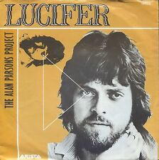 7inch ALAN PARSONS PROJECT lucifer HOLLAND 1979 EX +PS