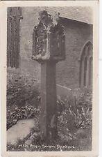 Old Cross In Churchyard, MAWGAN, Cornwall - Hawke RP