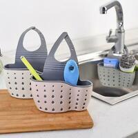 Kitchen Storage Rack Holder Sink Drainer Bathroom Shelf Soap Sponge Drainer Rack