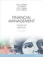 Financial Management: Principles and Applications by Sheridan Titman, John D. Ma