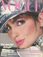 Vogue December 1985