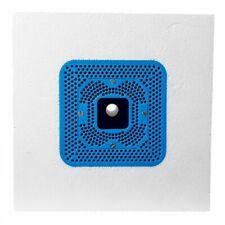 Wärmedämmung Gerätedose mit Montageplatte für Polystyrol Geräteträger 8406
