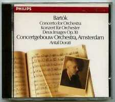CD Antal DORATI : Bartok Concerto.. / Philips Digital, West Germany full silver