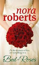 A Bed of Roses by Nora Roberts (Paperback) New Book