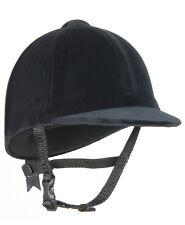 "Champion CPX3000 RIDING HAT Velvet Lightweight PAS015  Black Navy 6 1/4"" -7 3/4"""