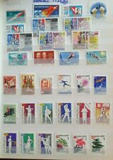 Timbres lot