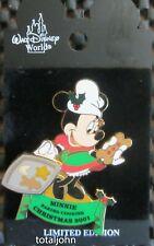 Disney WDW - Night Before Christmas 2001 Minnie Pin