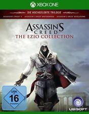 Assassins Creed - Ezio Collection    XBOX One     XB One     !!!!! NEU+OVP !!!!!