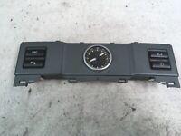 Range Rover Vogue HSE L322 Centre Console DSC Tailgate, Switch Panel Clock Park