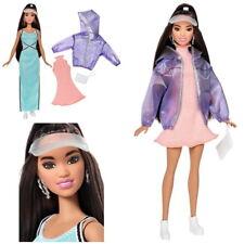 NRFB Nouvelle Poupée Barbie Fashionistas n°86 SWEET SPORTY + tenue FJF71