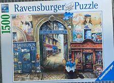 Jigsaw Puzzle 1500 pieces, 15 yrs. & up , Ravensburger Original