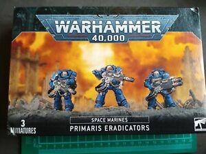 Space Marine Primaris Eradicators Weapons and Accessories (bits)