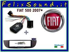Adattatire Autoradio Interfaccia Comandi al Volante FIAT 500 dal 2007