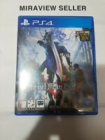 Devil May Cry 5 PS4 GAME English Pre-Owned Physical disc with game case