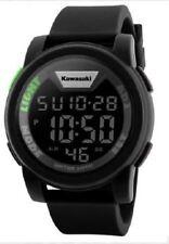 Genuine Kawasaki Digital Watch Black for 2019