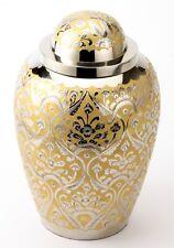 Devon Gold Cremation Ashes Adult Urn - UU100022A