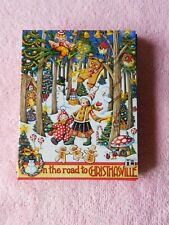 Mary Englebreit On The Road To Christmasville Notecards