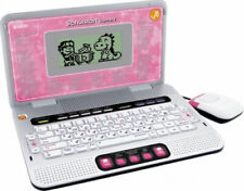 VTech 80-109794 - Schulstart Laptop E, pink|ab 6 Jahren