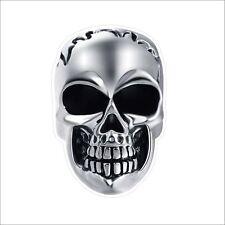 Skeleton Skull Car Bumper Sticker Emblem Badge Window Truck Auto Motor Decal