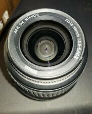 Nikon Nikkor Lens AF-S DX ED 18-55mm 1:3.5-5.6 GII