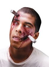 BLOODY BOLTS F/X SPECIAL EFFECT LATEX WOUND SCAR CUT PROSTHETIC FAKE BLOOD