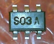 IC : SW CAP/INV ADJ 40MA SOT23-6 : LM2664M6 : LM2664M6CT-ND : 3pcs per lot