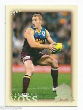 2012 Eternity Hall of Fame (HFLE215) Michael VOSS Brisbane #105