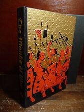 SEWARD : The Monks of War - Folio Society 2000 Ordini Militari Crociate Templari