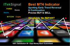 The Best Forex Indicator MT4 for Spotting Early Trend Reversal & Continuation