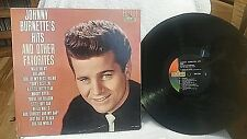 """JOHNNY BURNETTE'S HITS AND OTHER FAVORITES"" Liberty LRP 3206 / FREE SHIPPING"