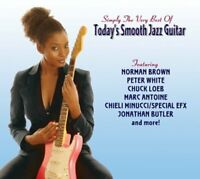 Simply The Very Best Of Todays Smooth Jazz Guitar [CD]