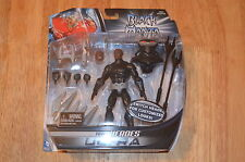 2014 NEW Mattel DC COMICS TOTAL HEROES ULTRA BLACK MANTA Deluxe Action Figure