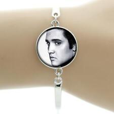 Lovely Elvis Presley Bracelet.Stunning In Organza Gift Bag design 5