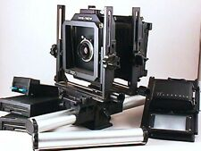 Toyo / Omega View 45C 4x5 Camera with special back MINT condition, incredible!!