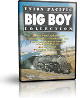Union Pacific Big Boy Collection, All 25! 4014 Steam Locomotive - Pentrex Video