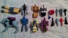 Vintage Transformers G1 Original Pretenders Figures&Accessories Loose Parts Lot