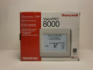Honeywell TH8320R1003/U Touchscreen Programmable Thermostat