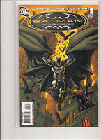 Batman Incorporated #1 Variant Comic Book in NM Condition.