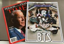 Rolling Stone India BTS + Time Person Of The Year BTS sold as a set