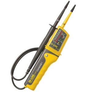 Di-Log DL6780 CombiVolt1 Voltage and Continuity Tester with Phase Rotation Test