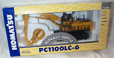 Komatsu PC1100LC-6 With Handler with Grapple Grab Joal 292 1-50 New in box