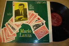 Mario Lanza - The Magic Mario - LP Record  VG VG