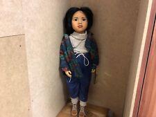 Zwergnase Nicole Marschollek Puppe 66 cm. Top Zustand