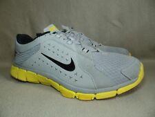 Nike Flex Supreme Cross Entrenamiento Gris Lobo Negro Gimnasio Correr Zapatillas UK 12/EU 47