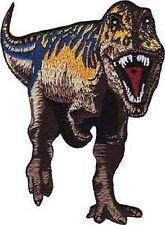 T-REX - DINOSAUR - EMBROIDERED PATCH - BRAND NEW - 4010