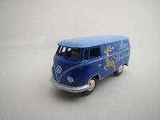 "BUB  Volkswagen  T1 Transporter  ""Chrismas Edition 2011""  (blau/gold)  1:87  OVP"